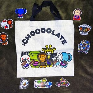 Chocoolate X Baby Milo and Friends, Maycobell bag.